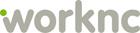 Logo worknc mit Link