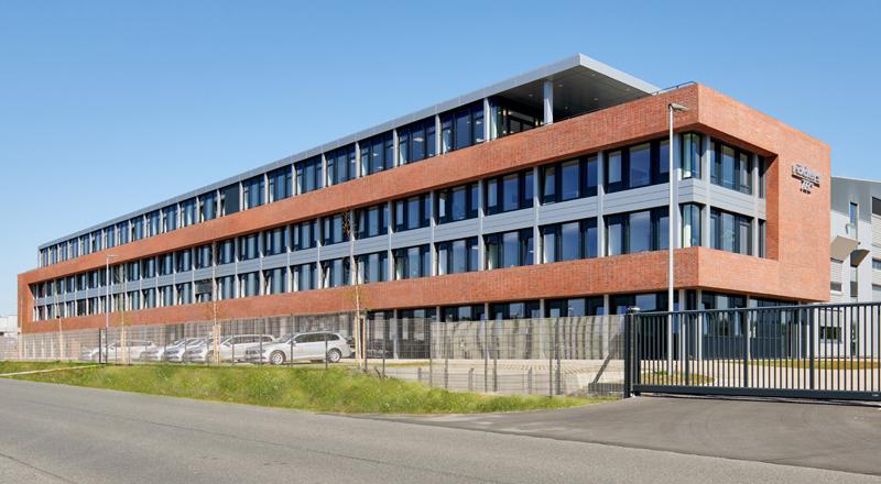 Röders Bürogebäude Harber