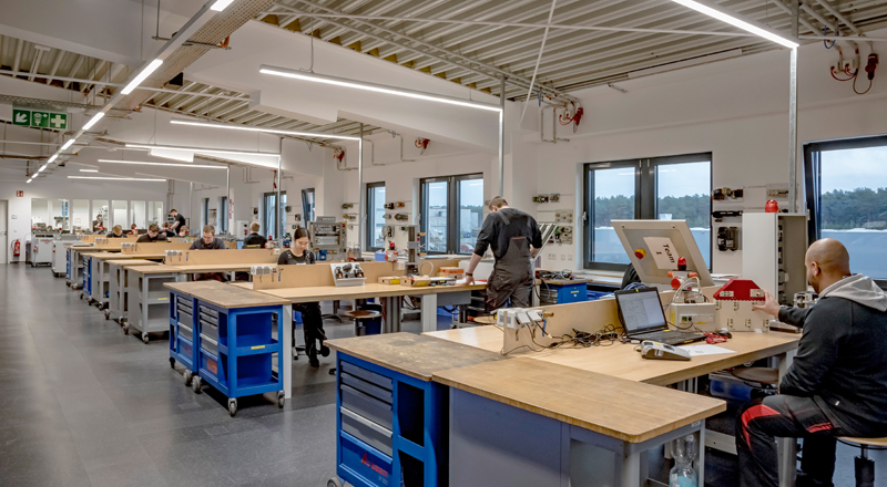 Röders Halle Ausbildung Mechatroniker