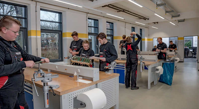 Röders Halle Ausbildung Werkzeugmechaniker