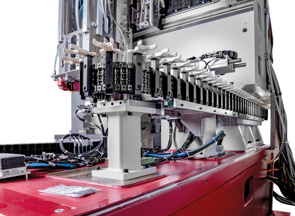 Röders Maschinenbau große Werkzeugwechsler