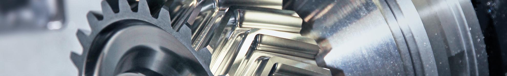 Röders Maschinenbau Verzahnung