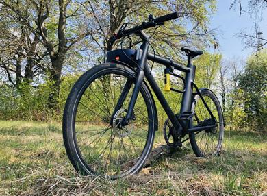 Röders GmbH - Mitarbeitervorteile - E-Bike