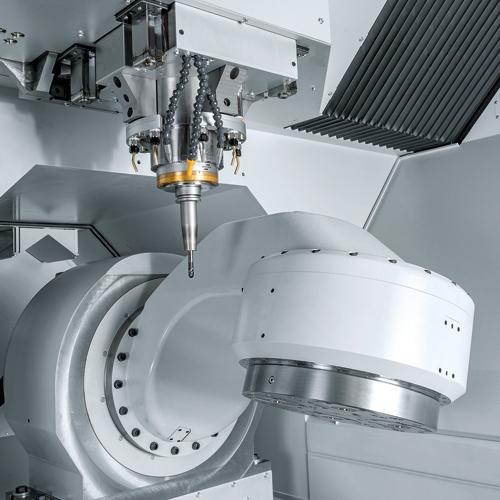 Röders Maschine RXU1001DBH Innenraum