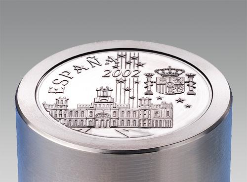 Münze Spanien
