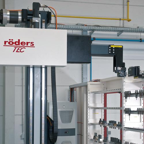 Automation RCM Greiferwechsel