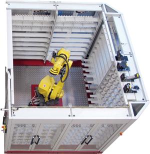 Automation RCR von oben
