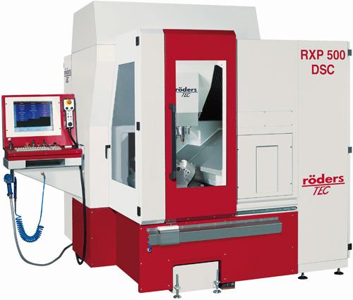 Maschine RXP500DSC