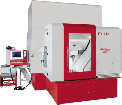 Maschine RXU1001