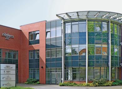 Röders Verwaltungsgebäude